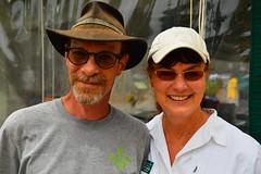 Keepers of the garden (radargeek) Tags: hat sunglasses gardeners florida fl fortmyers edisonandfordwinterestates