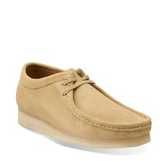 "Clarks Wallabee maple suede • <a style=""font-size:0.8em;"" href=""http://www.flickr.com/photos/65413117@N03/20380585881/"" target=""_blank"">View on Flickr</a>"