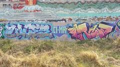 Ulcer & Pnoid... (colourourcity) Tags: streetart streetartnow streetartaustralia graffiti melbourne burncity awesome colourourcity nofilters ulcer pnoid joiner burner 2012 ci mr