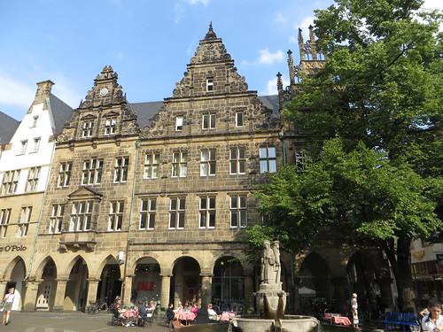 Prinzipalmarkt,  Münster, Rhénanie-du-Nord-Westphalie, Allemagne.