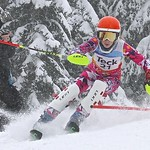 Sydney Kardoes, Manning Ski Club - 7th overall in SL at Cypress Teck U14