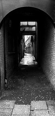 To the end (Anthony Paul Price) Tags: white black dark photography lancashire psycho anthony preston