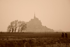 Mont St Michel (Milkinst) Tags: france abbey stmichel