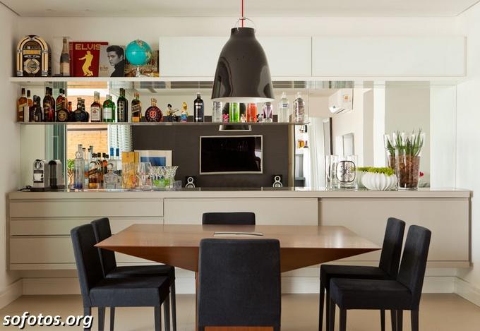 Salas de jantar decoradas (9)