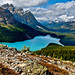 Peyto Lake, Canada