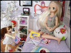 #15 (MarieMako) Tags: doll bjd fairyland pipi dollhouse pongpong azone pureneemo rements excute pukipuki diorame