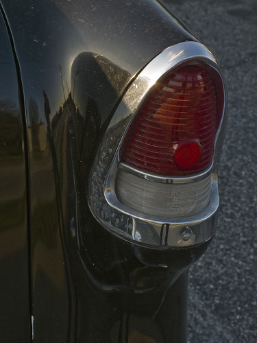 Just A Taillight - Vintage Chevy