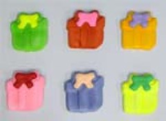Gifts assorted size 3cm (sweetinspirationsaustralia) Tags: cupcaketoppers