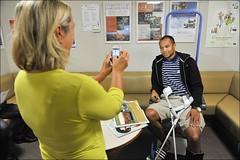 Medische testen (17 juni 2013) (Club Brugge) Tags: sport football brugge westvlaanderen voetbal clubbrugge fcbruges azsintjan vadisodjidja medischetesten testsmedicaux