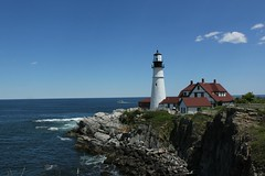 Portland Head lighthouse (cloolis101) Tags: lighthouse portlandmaine atlanticocean