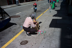 L1019065 (Lee Gillen) Tags: sanfrancisco california june sadness cans recycling