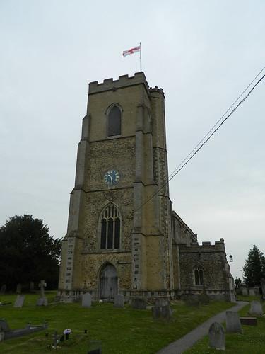 Ridgewell: Church of St Laurence (Essex)