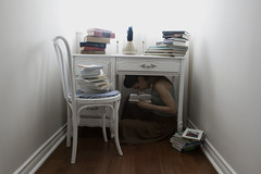 IMG_8026 (Sepideh_kharazi) Tags: life reading alone sad room small books study tiny pressure suffocation