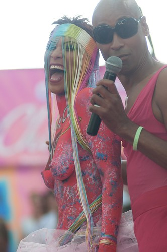 AHF at Amsterdam Gay Pride 2013 (8/4/2013)