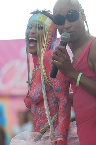AHF at Amsterdam Gay Pride 2013 (8/4/2013)