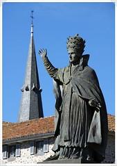 03-statue gerbert + clocher