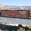 Southern Pacific (TRUE 2 DEATH) Tags: railroad bridge train tag trains railcar boxcar railways railfan freight foaming southernpacific freighttrain rollingstock cajonpass southernpacificlines benching sp247299