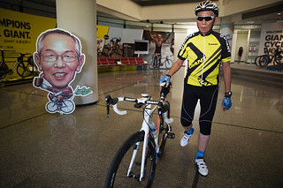 捷安特创始人的梦想:让台湾变成单车骑行之都