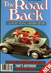 The Road Back Magazine 1st issue (soulman49) Tags: road classic magazine back 1996 nostalgia 1995 motoring