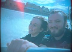 Thames Rib! (littletrousers) Tags: thames analog mediumformat holga toycamera 120film rib