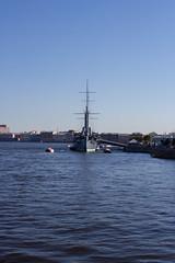 Untitled (Serj D) Tags: russia september saintpeterburg cruiseraurora nevariver