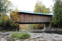 Montgomery Covered Bridge, Waterville, Vermont (pegase1972) Tags: bridge usa us vermont unitedstates newengland coveredbridge vt tatsunis