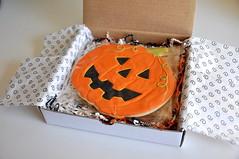 Halloween Cookie Gram