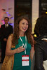 #Feast2013: Debbie Sterling from GoldieBlox at the Day 1 Happy Hour