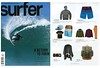 Surfer | December 2013 | Barry poncho & Canyon backpack