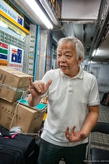 This dear gentleman did explain to us how HK works... (antwerpenR) Tags: china travel hk cn hongkong asia southeastasia c photowalk 香港 kowloon asean chungking chungkingmansions 5photosaday zzunsorted epz1650mmf3556oss
