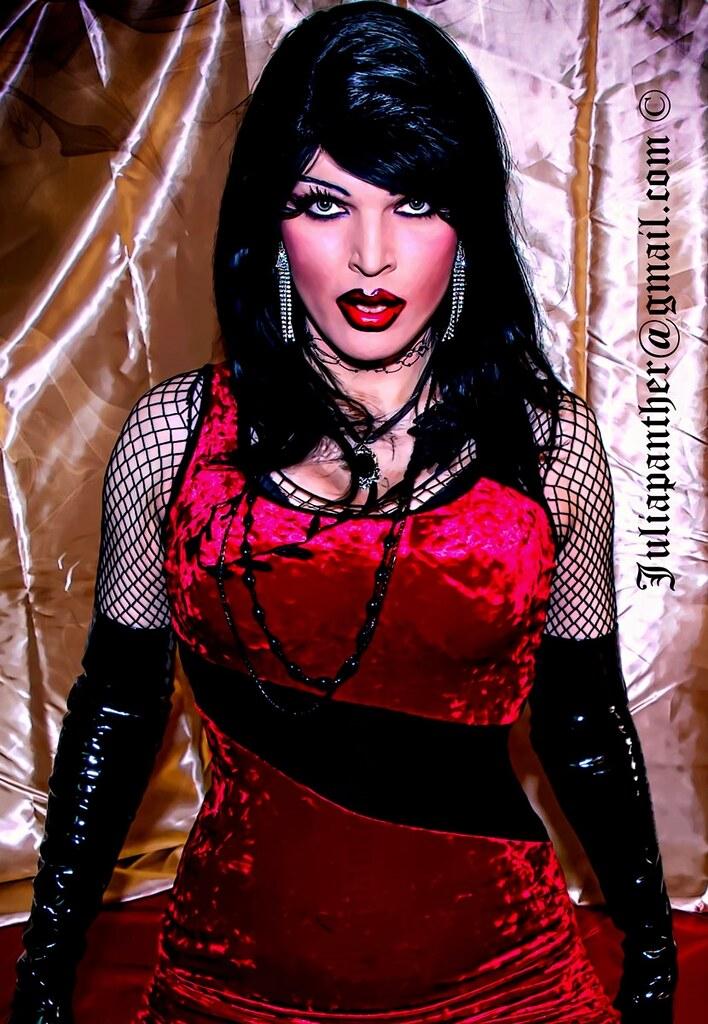nylon goth escort