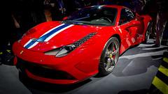 The Ferrari 458 Speciale in Red (Jurytm) Tags: austin texas unitedstates grandprix formula1