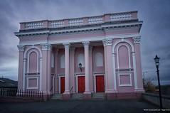 So very pink! (antwerpenR) Tags: travel europe belfast northernireland ulster holywood 5photosaday epz1650mmf3556oss
