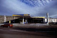Belfast - East Bank: maxol pfs