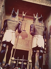 Not the real Egypt (itsmealoser) Tags: ancientegypt lomofilter uploaded:by=flickrmobile flickriosapp:filter=lomo