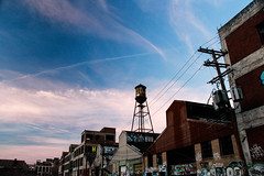 Packard Plant, Detroit (Stephen Poullas) Tags: detroit packard