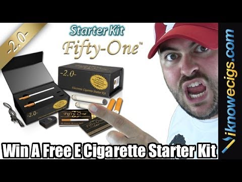 11421286263 6cbaa7a344 E Cigarette Free Starter Kit