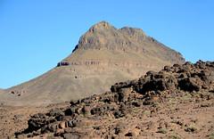 Saghro Mountains vulkaan, Marokko 2013 november (wally nelemans) Tags: morocco maroc marokko vulkaan 2013 jebelsarhro saghromountains
