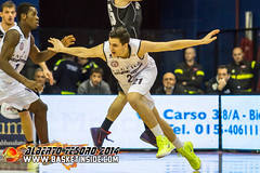 Niccolò De Vico (BasketInside.com) Tags: italy biella bi 2014 angelicobiella aquilabaskettrento legaduegold lauretanaforumbiella