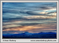 IMG_E_88357Trio_A3 (The Bright Edge - Photography by Anne Slattery) Tags: newmexico clouds twilight albuquerque pictureoftheday cirrus westmesa highclouds magdalenamountains ladronepeak