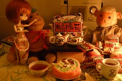Chinese Tea Party