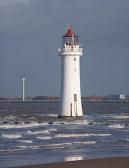 Lighthouse (Ruth_W) Tags: lighthouse mersey 52 wallasey newbrighton