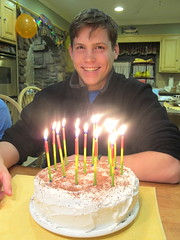 16 Tall Candles (OakleyOriginals) Tags: birthday party smile cake happy fire candles burn driver 16 flicker