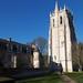 Tour Saint-Nicolas et logis abbatial