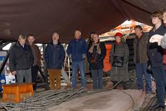 Toehoorders op het dek van de Batavia 2014/01/18 14:21:16
