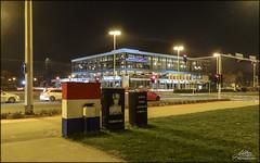 Koncertna dvorana Vatroslav Lisinski (Milan Z81) Tags: night capital croatia zagreb grad hrvatska grada ulica lisinski dvorana koncertna vatroslav vukovara