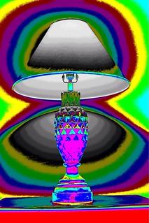 #CrazyCamera lamp