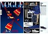 Vogue Italia Accessory| March 2014 | Bixby Duffle