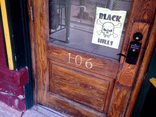 The Door to 106