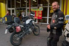 Siberian summer (sibwarden) Tags: summer polish siberian bikers altai